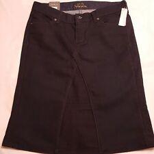 19ab669900 Old Navy the Diva Womens Denim Jean Skirt Size 6 Modest Knee Length NO Slit  Z