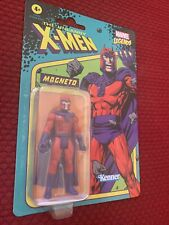 Kenner Hasbro Marvel Legends Magneto Retro Brand NEW MOC NICE!