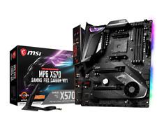 MSI MPG X570 Gaming Pro Carbone Wifi ATX carte mère pour AMD AM4 processeurs