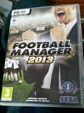 Football Manager 2013 (Pc/Mac DVD)