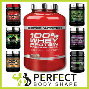 SCITEC NUTRITION 100% WHEY PROTEIN PROFESSIONAL 2350G + FREE SUPPLEMENT + SAMPLE