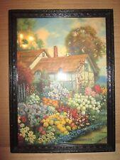 R Atkinson Fox Vintage Cottage Framed Print