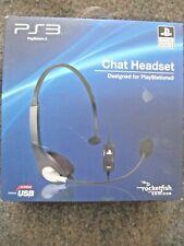 Rocketfish RF-GPS31201 Black Headband Headset