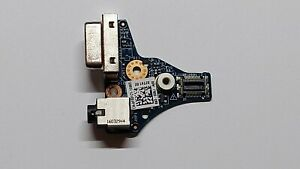 Genuine Dell Latitude E6330 VGA  Audio I/O Ports Jacks Daughterboard 0FRFCY
