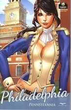 Zenescope Grimm Fairy Tales Vol 2 #6 Debalfo Philadelphia CC Excl Ltd to 250