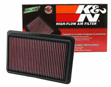 K&N Drop-in Replacement Panel Air Filter for 2012-up Mazda 3, 6, CX-5 All Models