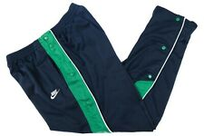 90s Vintage NIKE Popper Tracksuit Bottoms | Track Pants Trackies Retro Poppers