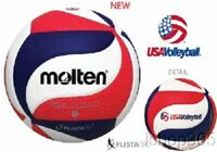 Molten V5M5000-3USA Official USA Volleyball FLISTATEC Indoor Volleyball