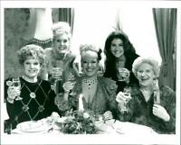 The cast of Coronation Street - Vintage photograph 2723630