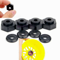 4PS Hex Adapter 17mm to 12mm TRAXXAS SLASH 1/10 RC Short  Course Truck Wheel Rim