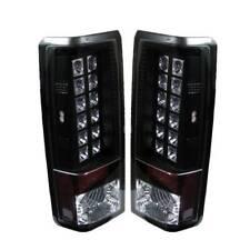 Spyder Auto Tail Lights, Black for 85 - 05 Chevrolet Astro, GMC Safari # 5001023