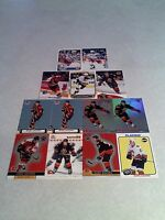 *****Marc Savard*****  Lot of 55 cards.....18 DIFFERENT / Hockey