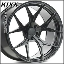 "20"" ROHANA RFX5 FORGED BLACK CONCAVE WHEELS Fits CHEVY CAMARO LT LS RS"
