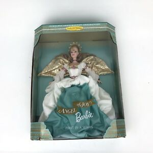 Barbie Angel of Joy Collector Edition Holiday Angel First in Series 1998