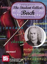 Lo studente violoncellista: Bach