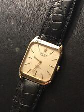 orologio rolex cellini oro