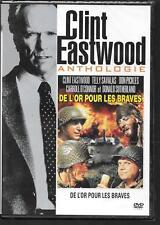 DVD ZONE 2--DE L' OR POUR LES BRAVES--EASTWOOD/SAVALLAS/SITHERLAND