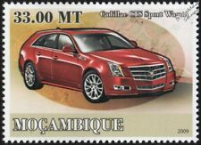 2010 CADILLAC CTS Sport Wagon Car Mint Automobile Stamp