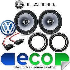 """VW Golf MK4 98-04 JL Audio 2 Way 450 Watts 17cm 6.5""""  Front Door Car Speakers"""