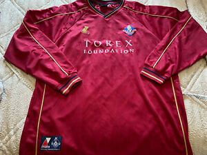 Oldham Athletic  shirt - 2002/2003 - Long Sleeved - XL
