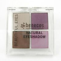 Benecos Natural Quattro Eyeshadow 001 Beautiful Eyes vegan 7,2 g