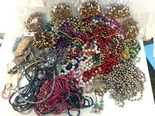 Huge 7+ lb lot of NEW Jewelry making supplies, assorted beads, chains
