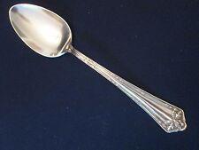 SERVING TABLE SPOON! Vintage WM. ROGERS silverplate: FAIR OAK pattern: LOVELY!