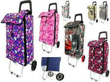 Unbranded Unisex Adult 40-60L Luggage Trolleys