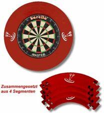 Dart-Auffangring Catchring Ring rot 4-teilig von Karella