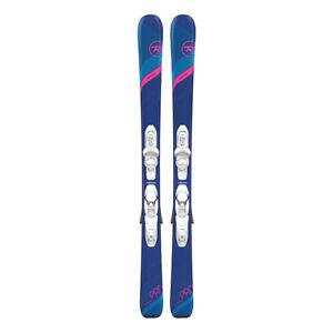 2020 Rossignol Experience Pro Girls Skis w/ Kid-X 4 Bindings