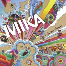 Mika - Life In Cartoon Motion Nouveau CD