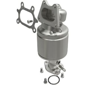 Exhaust Manifold with Integrated Catalytic Converter Front Right Bosal 096-1126