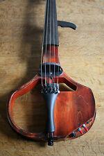Cantini Electric Violine Egeige Silent 5 Strings Saiten no Zeta Jordan NS Design