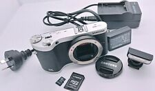 Samsung NX300M  20.3MP CMOS Smart WiFi Mirrorless Digital Camera
