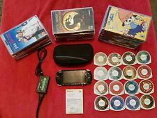 Sony PSP Console Bundle UMD