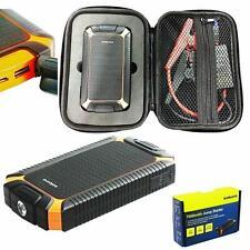 7500mAh Slim 12v 400A Car Lithium Battery Jump Starter Power Pack Bank