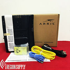 NEW! - Arris TM602G Touchstone Cable Telephony Modem with Backup Battery