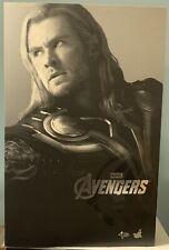 Hot Toys Thor Avengers MMS 175 MIB 1/6 scale