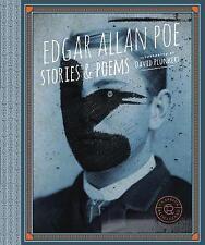 Classics Reimagined, Edgar Allan Poe: Stories & Poems by Edgar Allan Poe (Paperback, 2017)