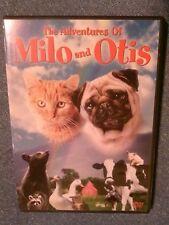 The Adventures of Milo and Otis (DVD 2005) Kyôko Koizumi, Søren Kragh-Jacobsen