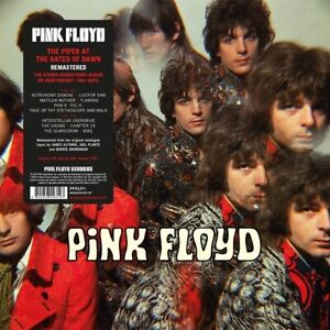 Pink Floyd Piper At The Gates Of Dawn EU 2016 reissue 180gm vinyl LP NEW/SEALED
