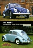 BEETLE BOOK SPECIFICATION GUIDE RESTORATION 49-67 REFERENCE MANUAL VW VOLKSWAGEN