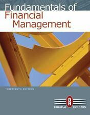 Fundamentals of Financial Management by Eugene Brigham and Joel Houston 13th Ed.