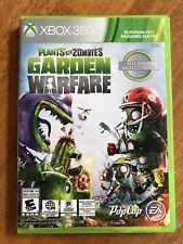 Plants VS Zombies Garden Warfare - Xbox 360 - Excellent Condition!