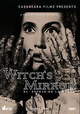 The Witchs Mirror (DVD, 2006, Original Uncut Version) Chano Urueta New Sealed