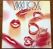 Vikki Love~Nuance~Sing Dance Rap Romance~1985 Electro Freestyle~4th & Broadway