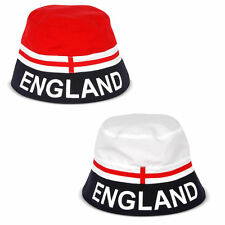OSPREY MENS/LADIES ENGLAND BUCKET HAT REVERSIBLE SUMMER CAP BEACH SUPPORTER