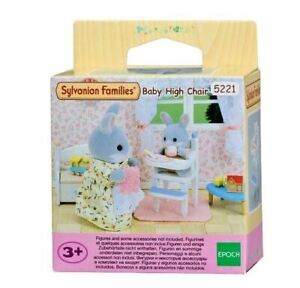 Sylvanian Families - Baby High Chair - 5221 - Authentic - New