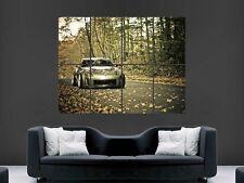 NISSAN 350Z Auto ARTE enorme grande muro poster stampa!
