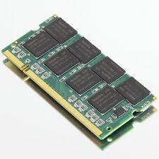 1GB DDR333 PC2700 SODIMM 200PIN NON-ECC SO-DIMM Laptop Notebook Memory